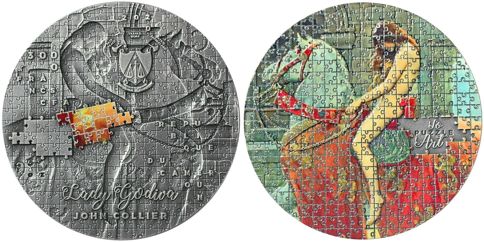 cameroun-2020-puzzle-lady-godiva-3-oz