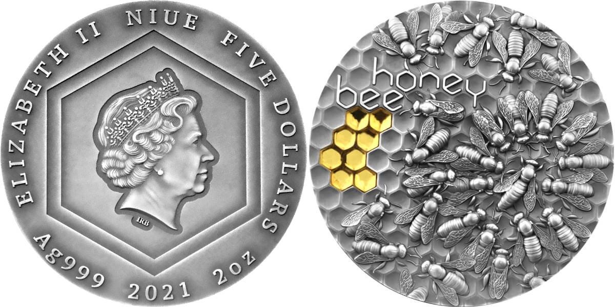 niue-2021-abeille-a-miel