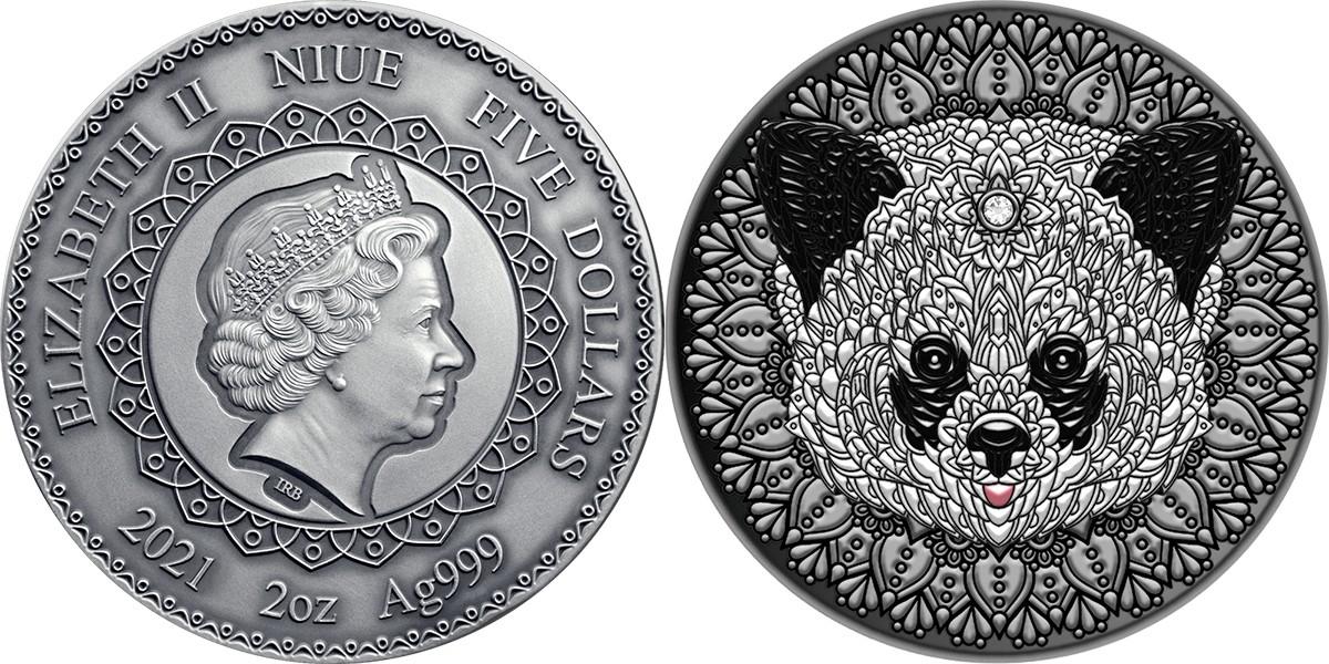 niue-2021-panda-mandala
