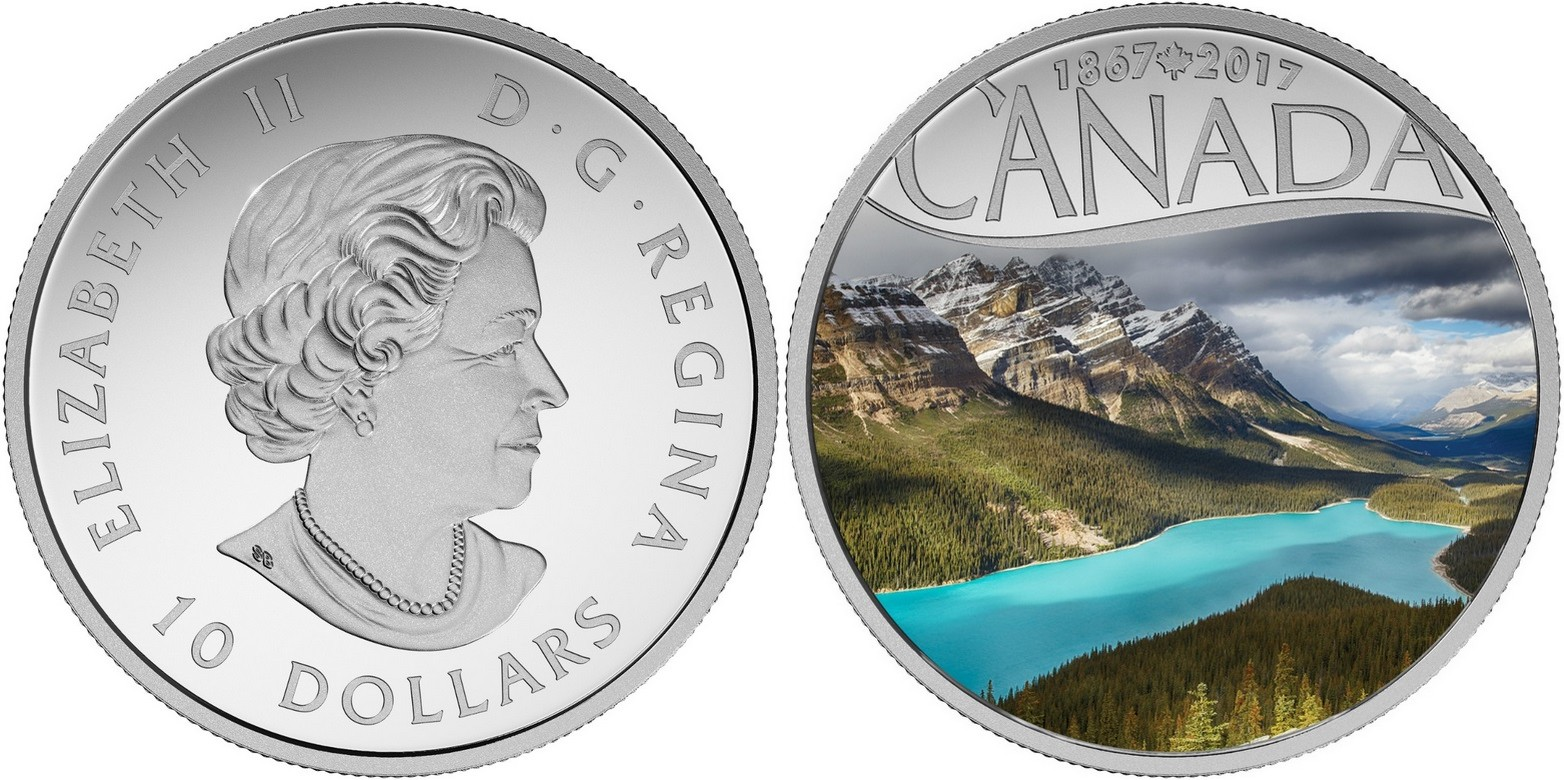 canada 2017 150 ans du canada lac peyto