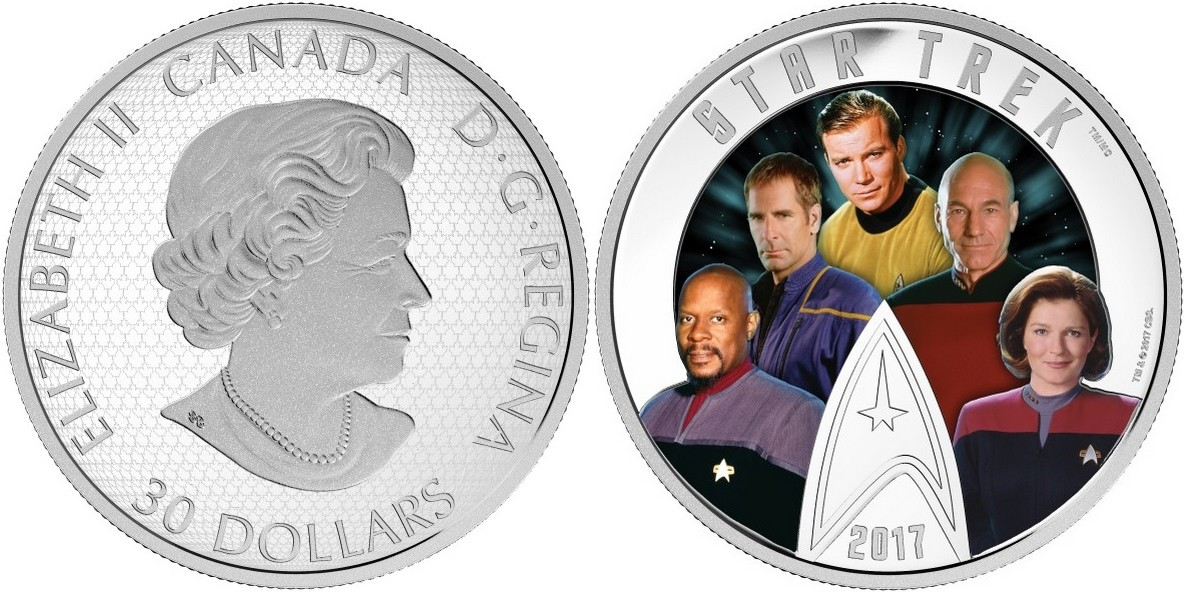 canada 2017 star trek 5 capitaines