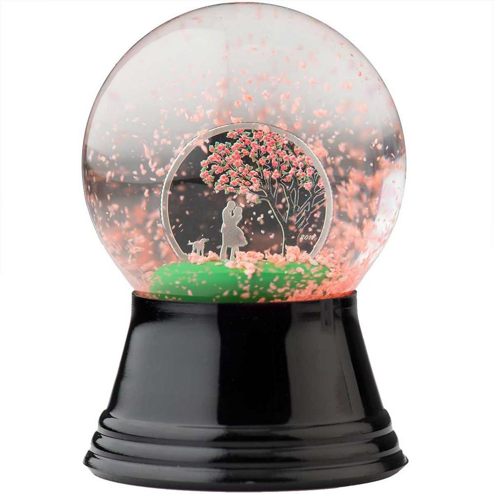 cook isl 2017 globe fleur de cerisier boitier