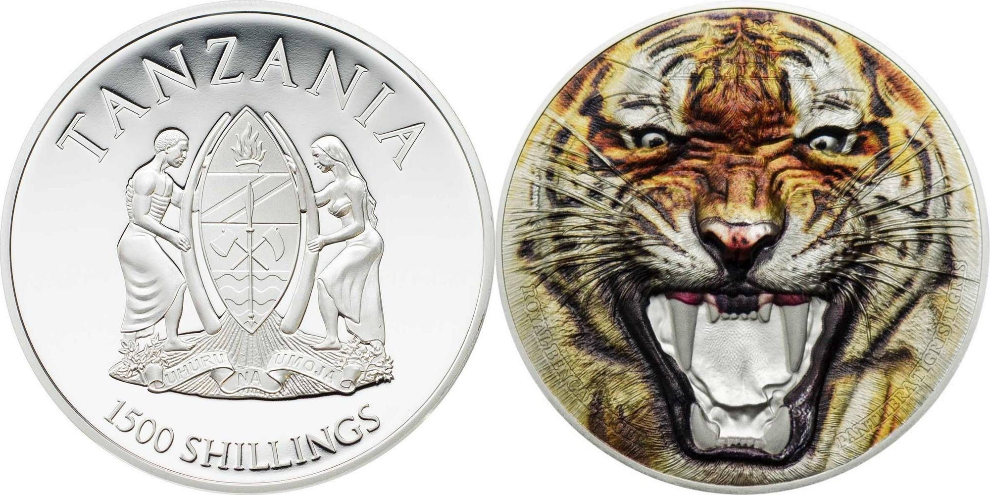 tanzanie 2017 tigre du bengale