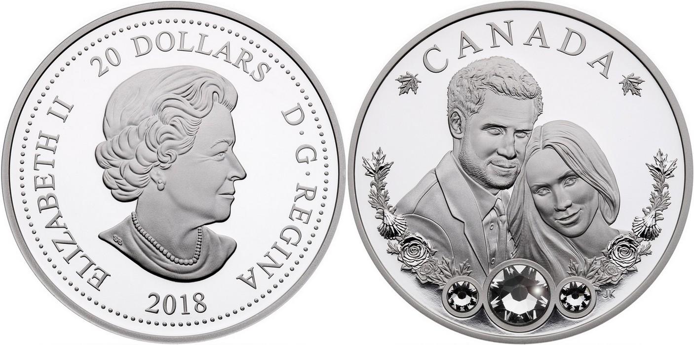 canada 2018 mariage royal