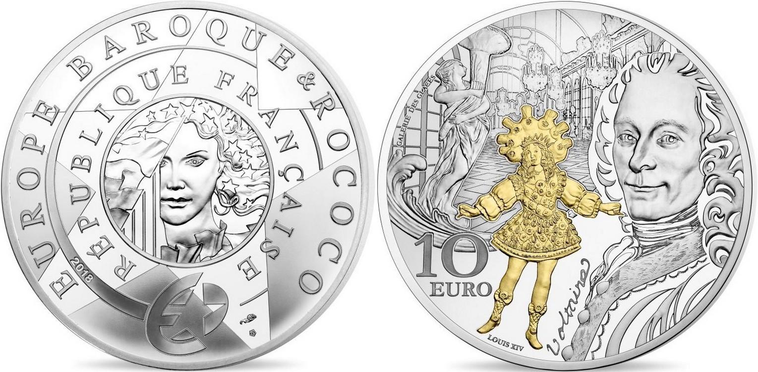 france 2018 europa star baroque et rococo