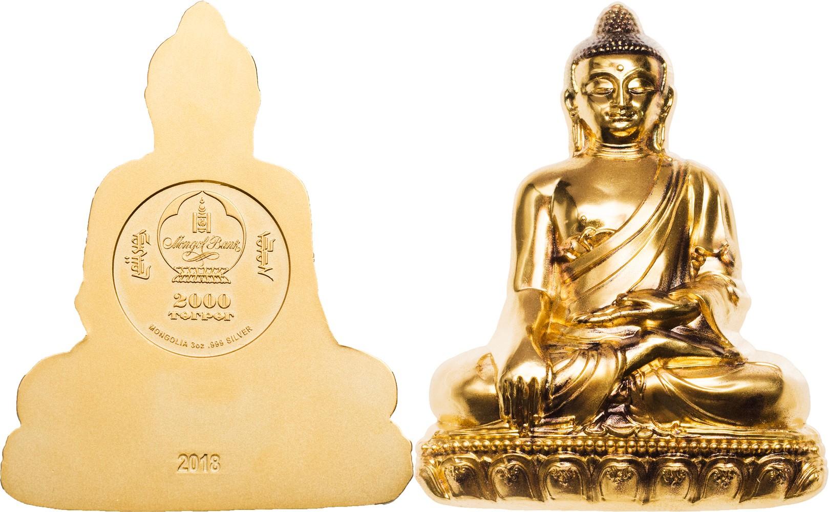 mongolie 2018 bouddha shakyamuni