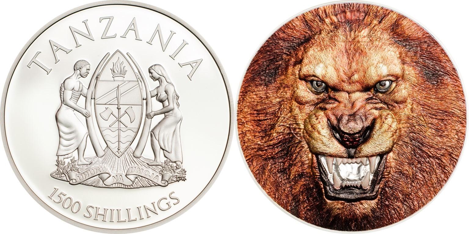 tanzanie 2018 lion 2 oz
