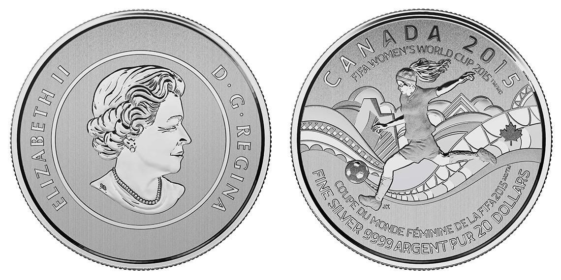 canada 2015 20$ pour 20$ coupe du monde femmes.jpg