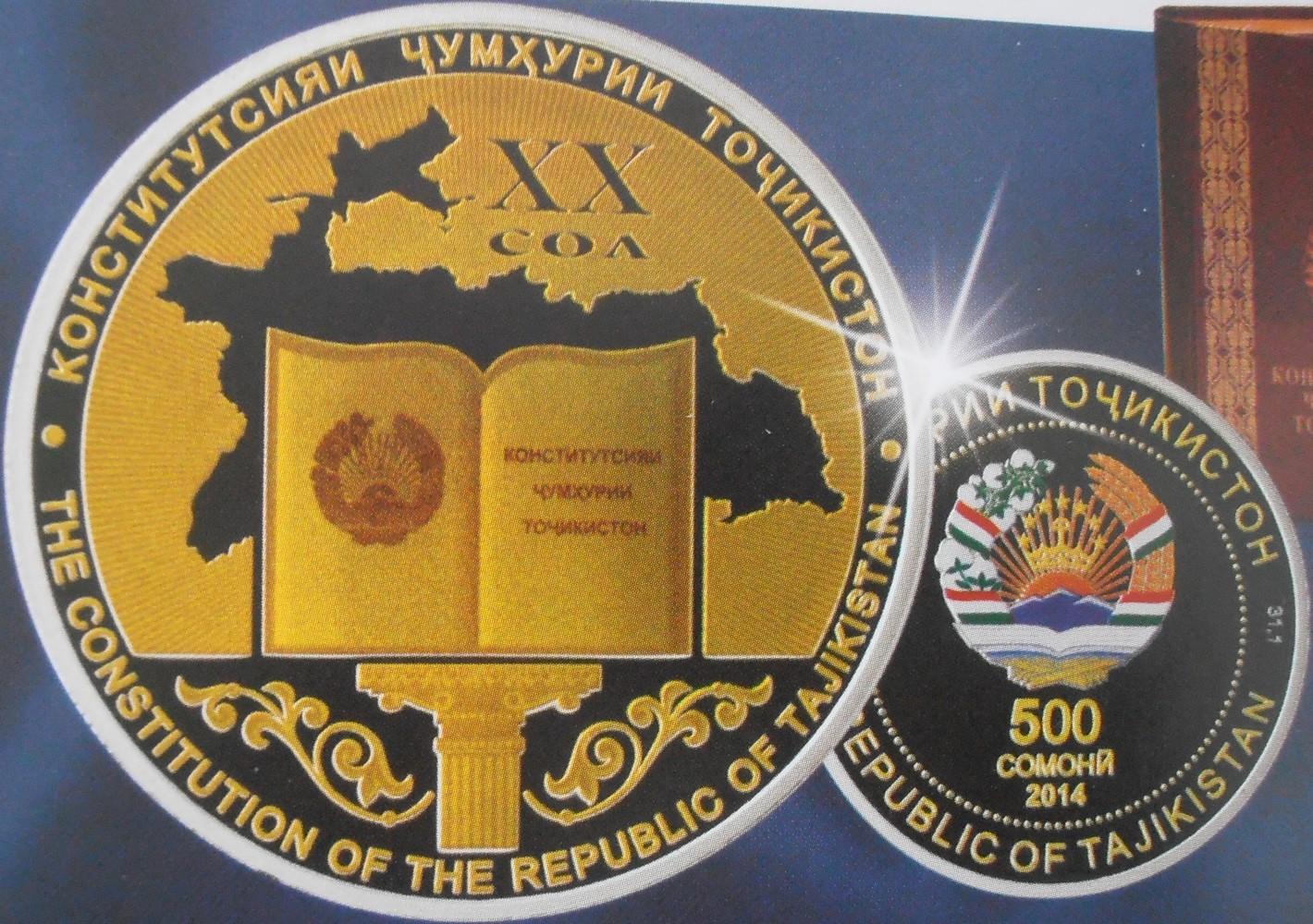 tadjikistan 2014 - 20 ans de l'indépendance