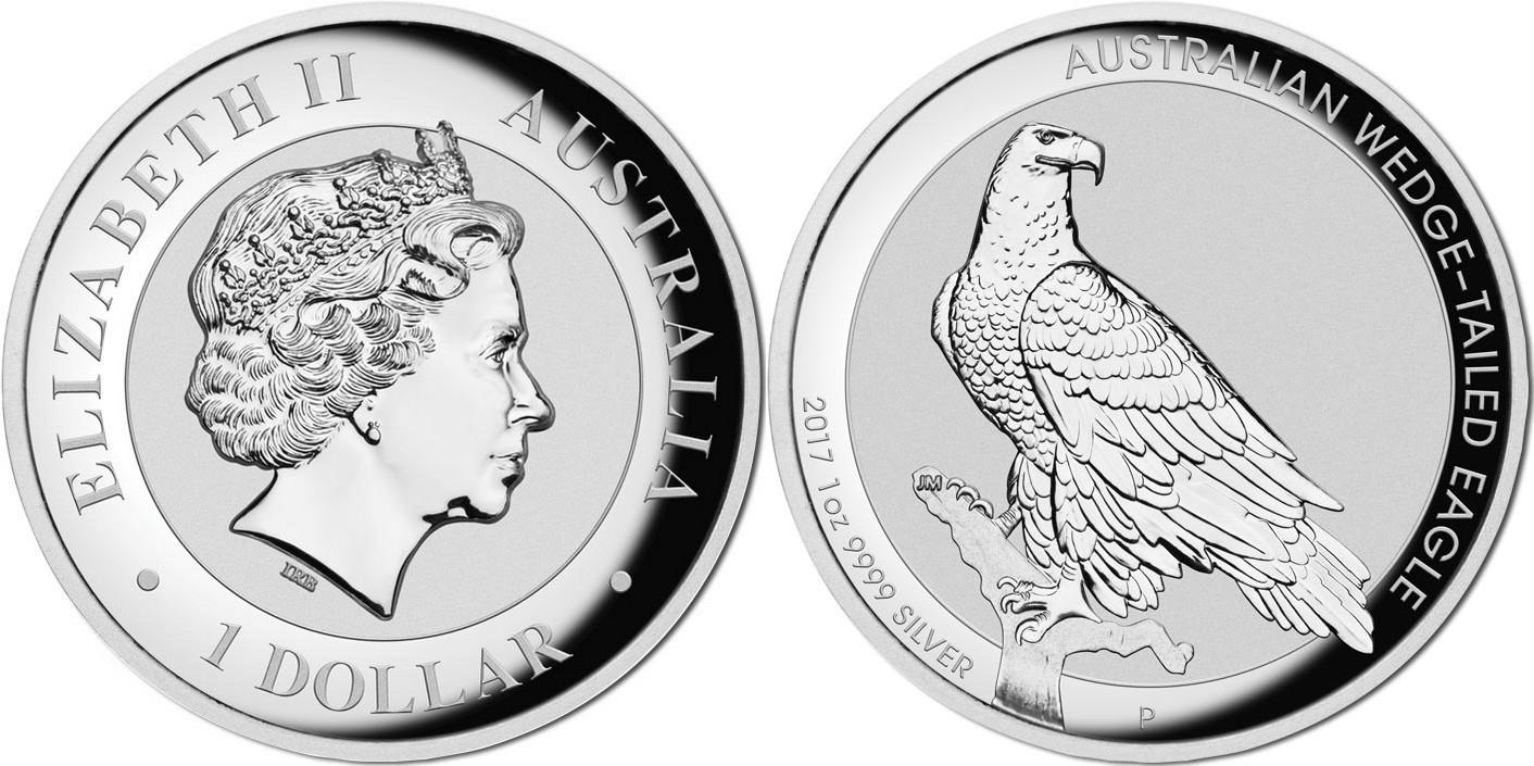 australie 2017 aigle haut relief