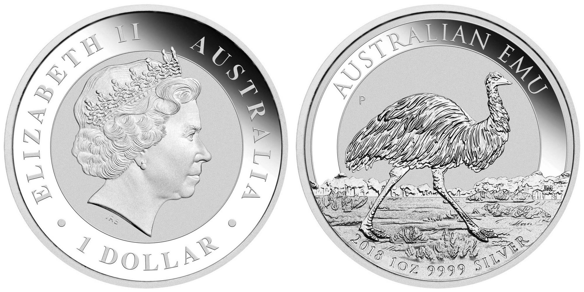 australie 2018 emeu