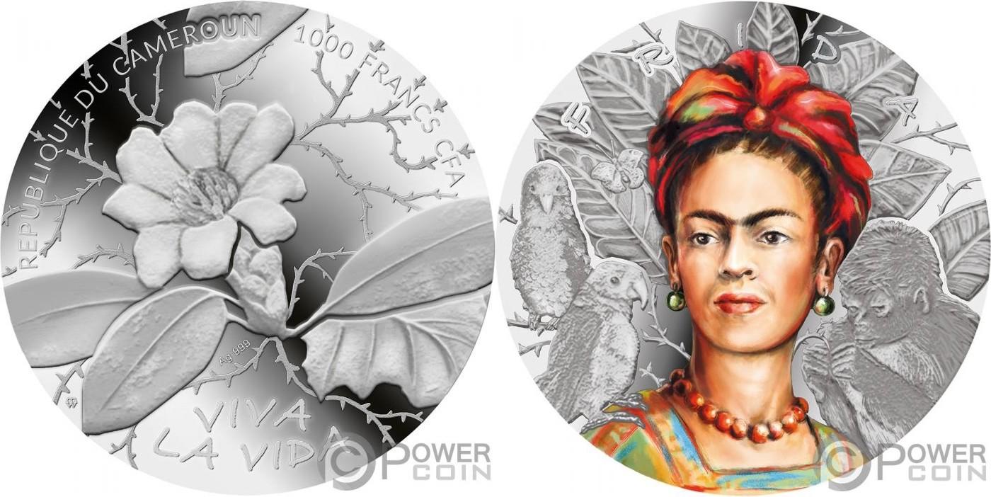 cameroun 2019 frida kahlo