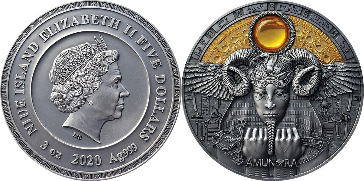 niue-2020-amun-ra