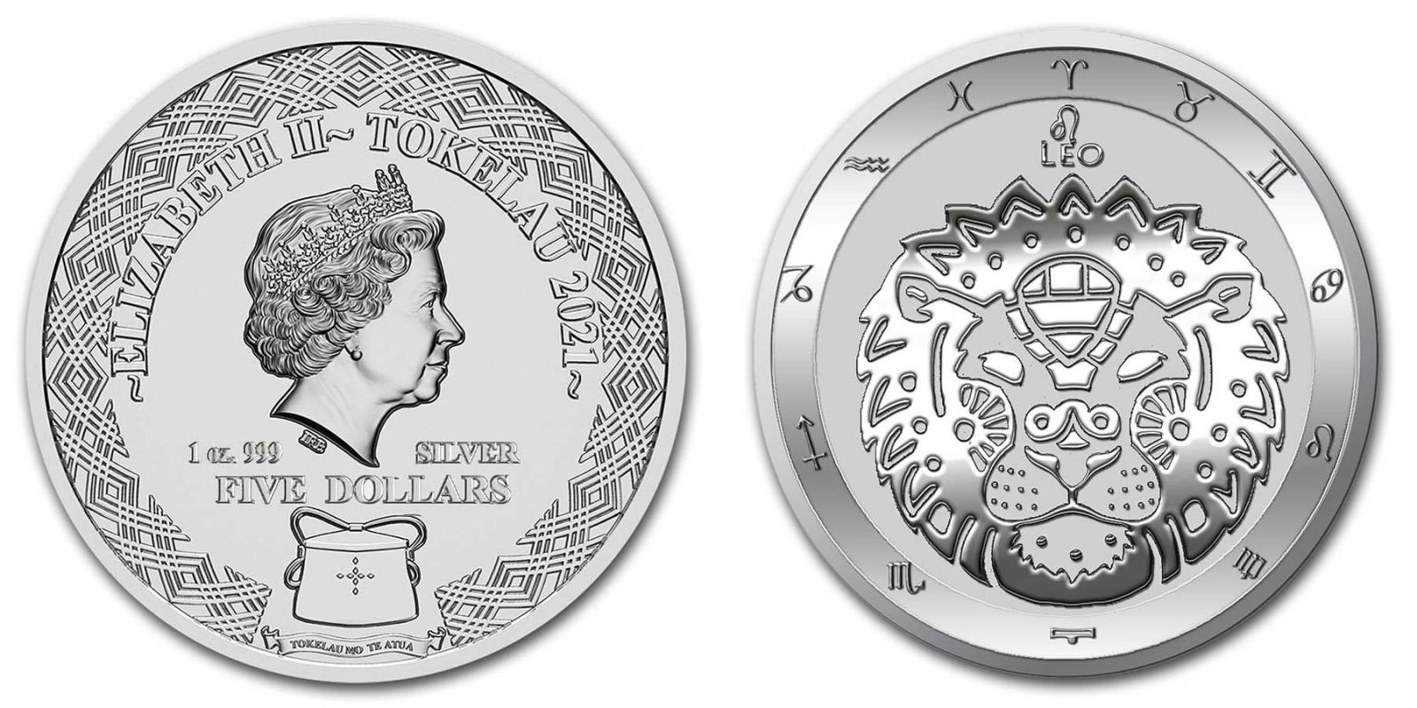 tokelau-2021-zodiaque-lion