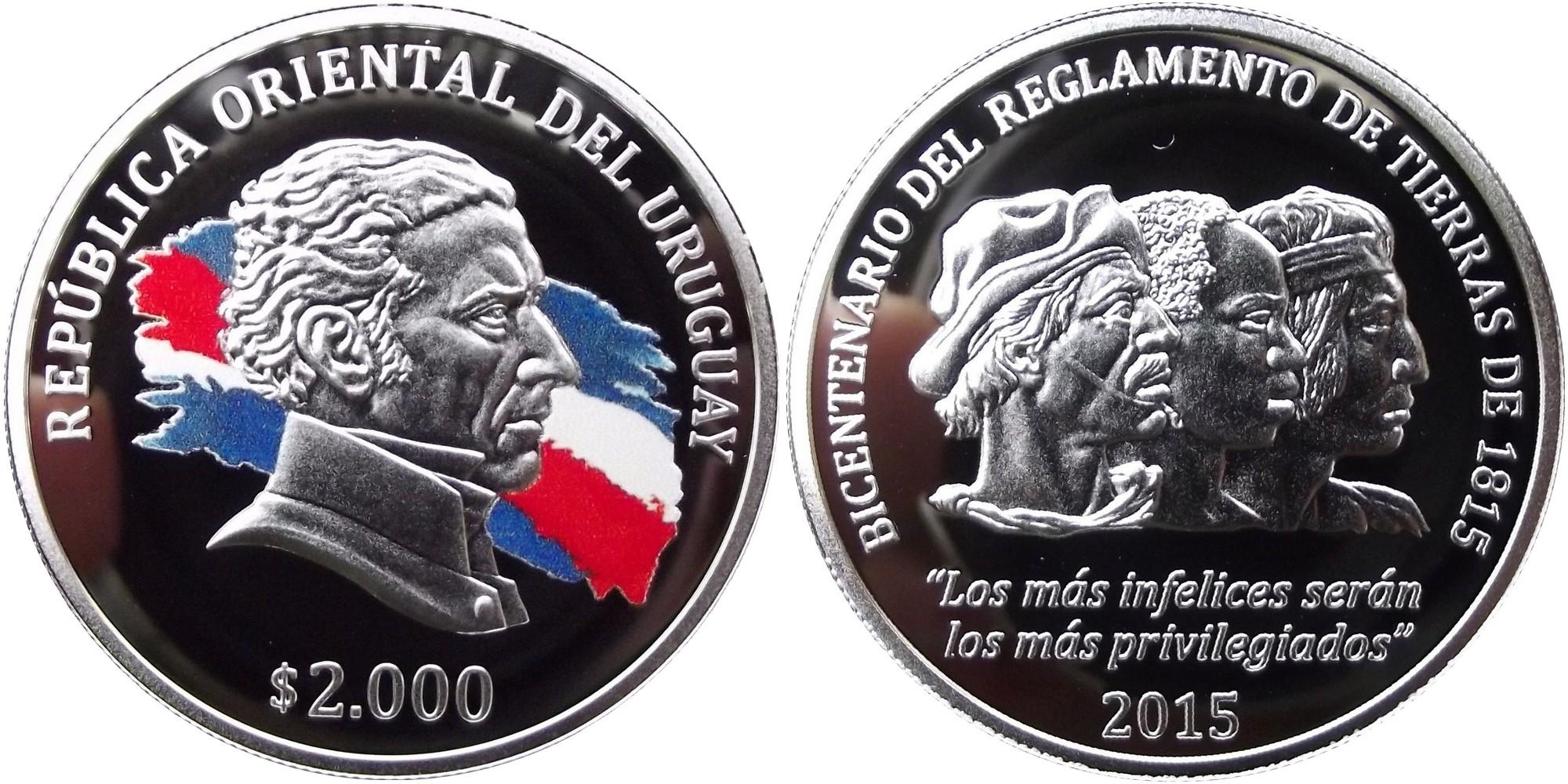 uruguay 2015 bicentenaire