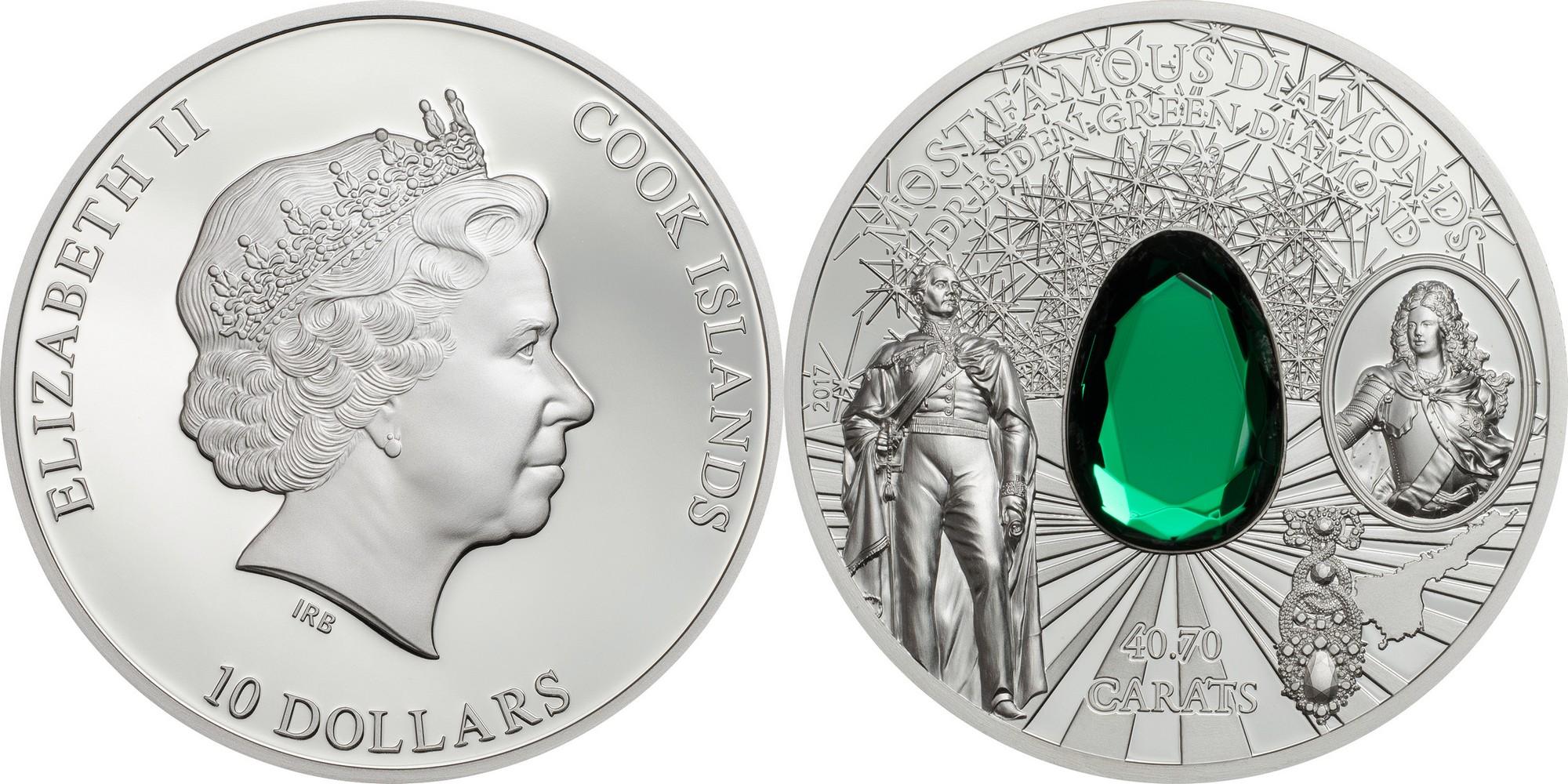 cook isl 2017 fameux diamants vert de dresde