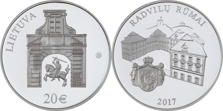 lituanie 2017 palais radziwill