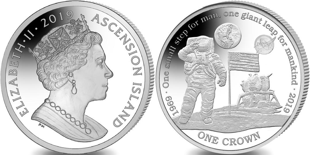 ascension 2019 premier homme sur la lune
