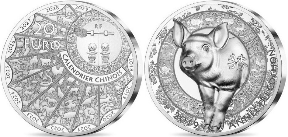 france 2019 cochon 1 oz