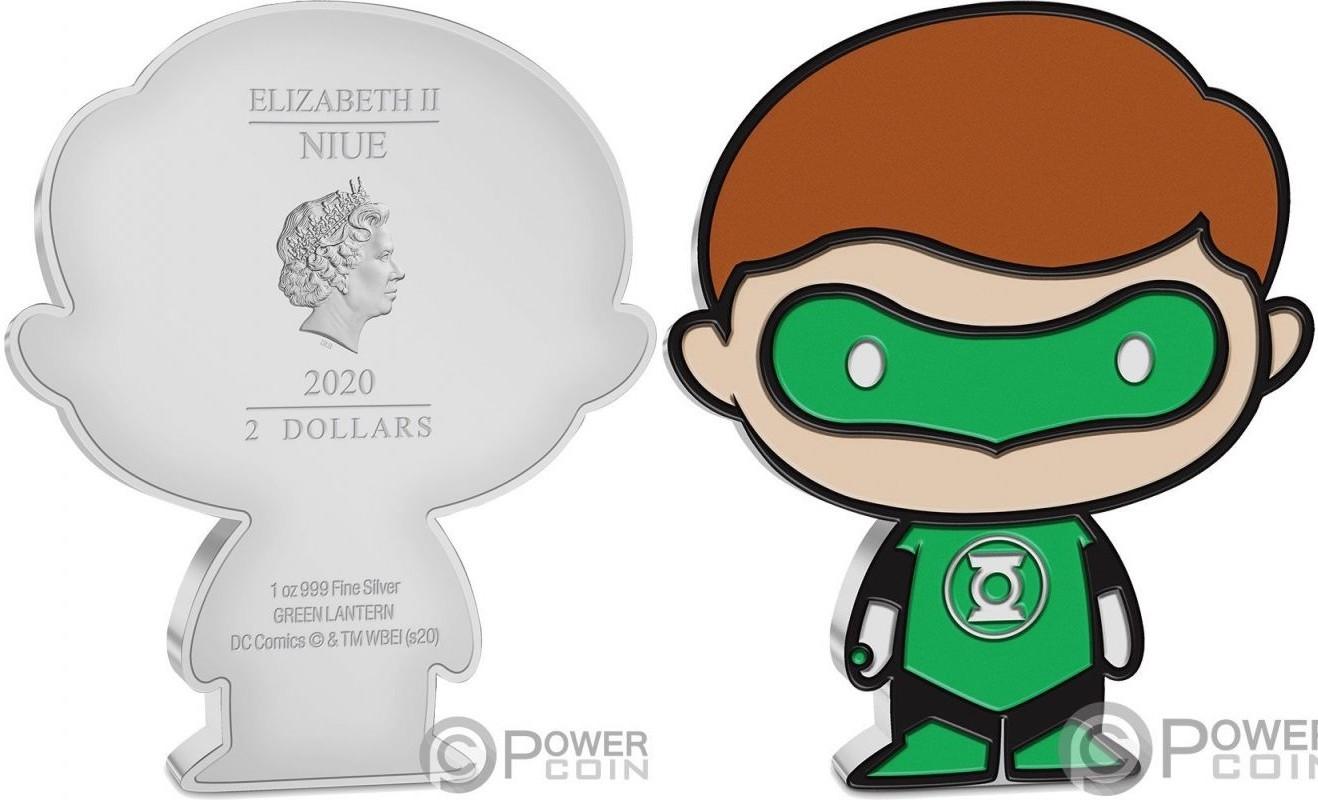 niue-2020-chibi-comics-green-lantern
