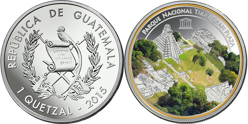 guatemala 2015 dieux mayas par national tikal
