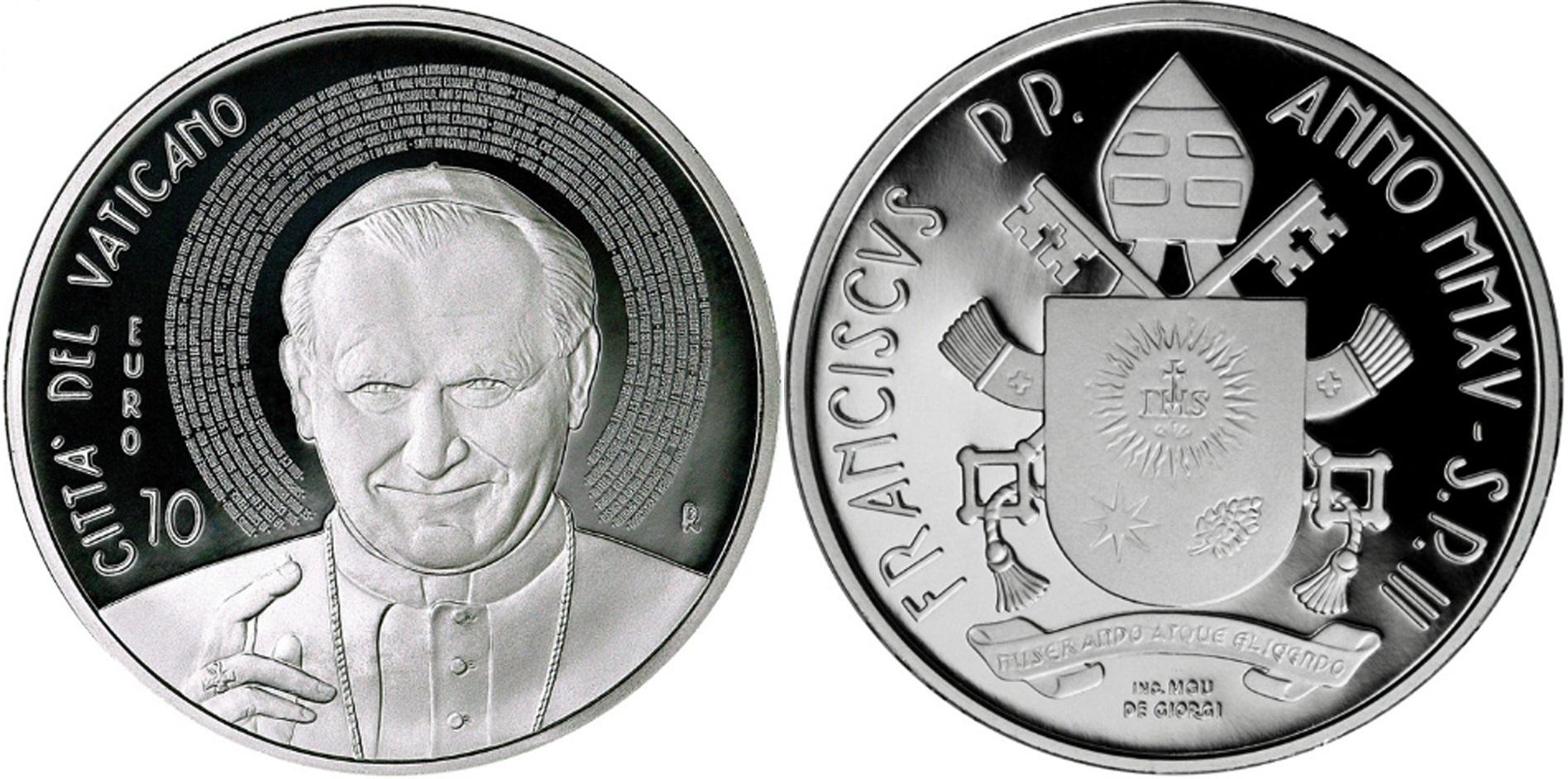 vatican 2015 10 ans de la mort de jean paul II