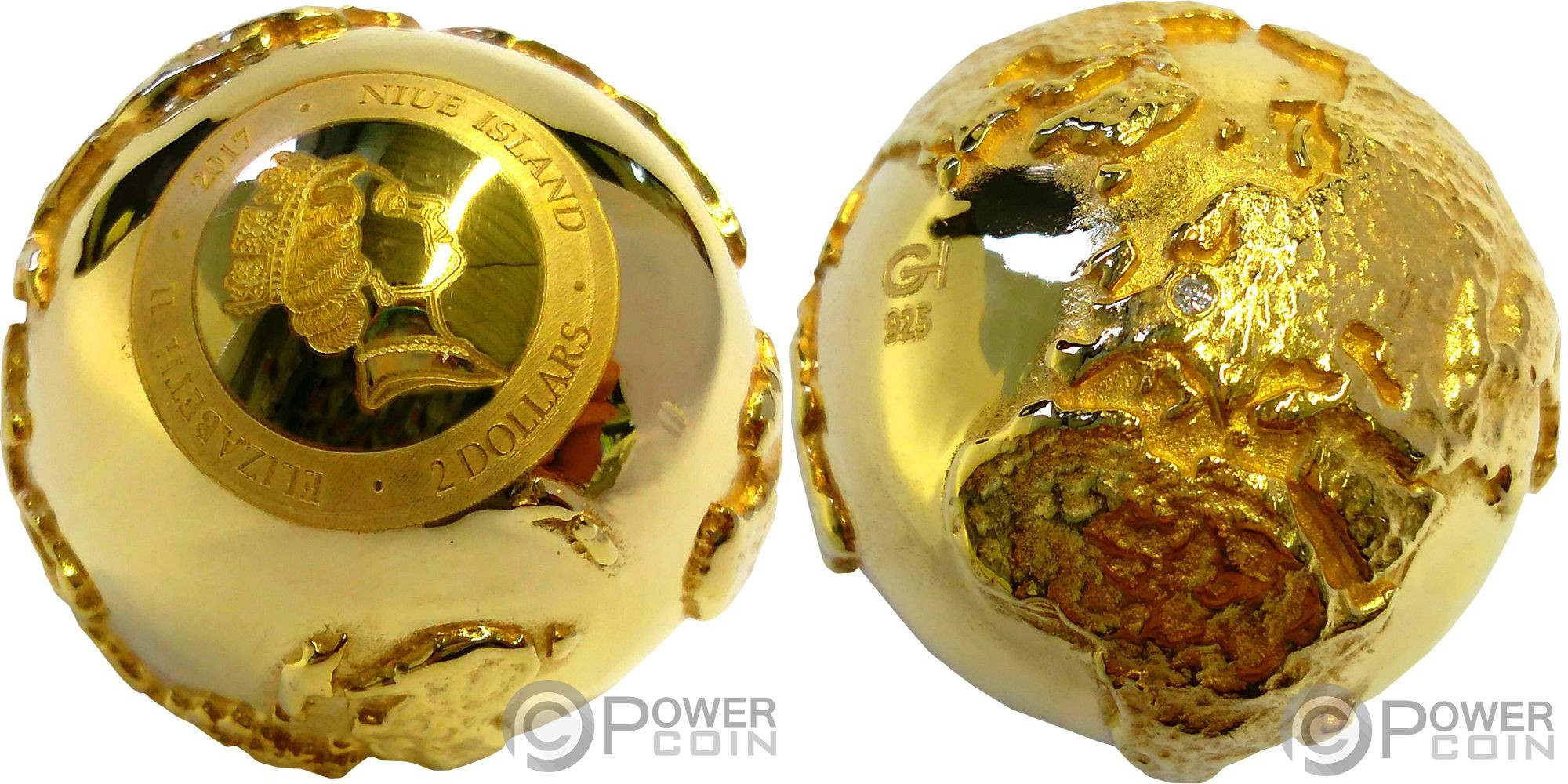 niue 2017 globe d'or