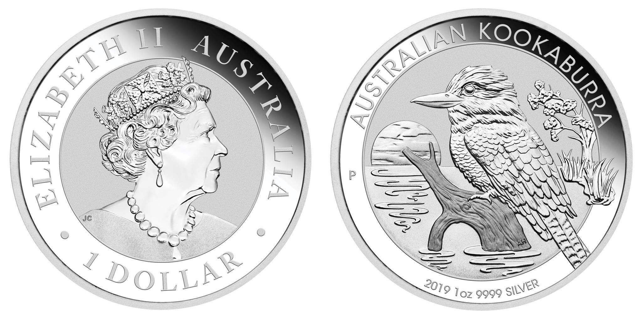 australie 2019 kookaburra bu