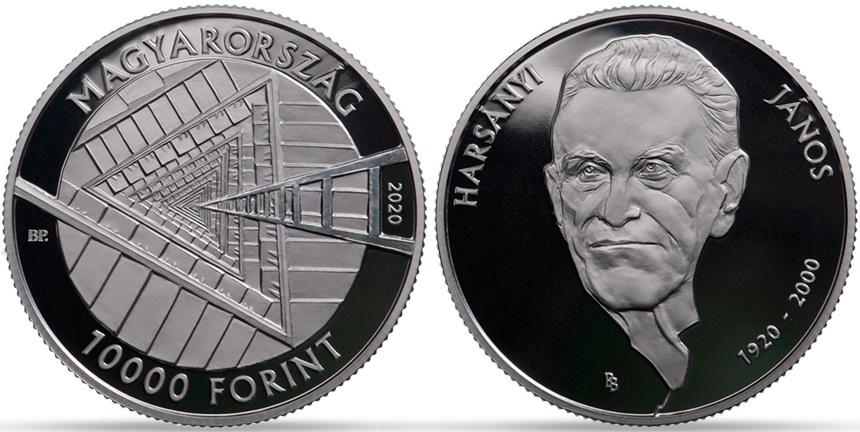 hongrie-2020-100-ans-naissance-de-janos-harsanyi