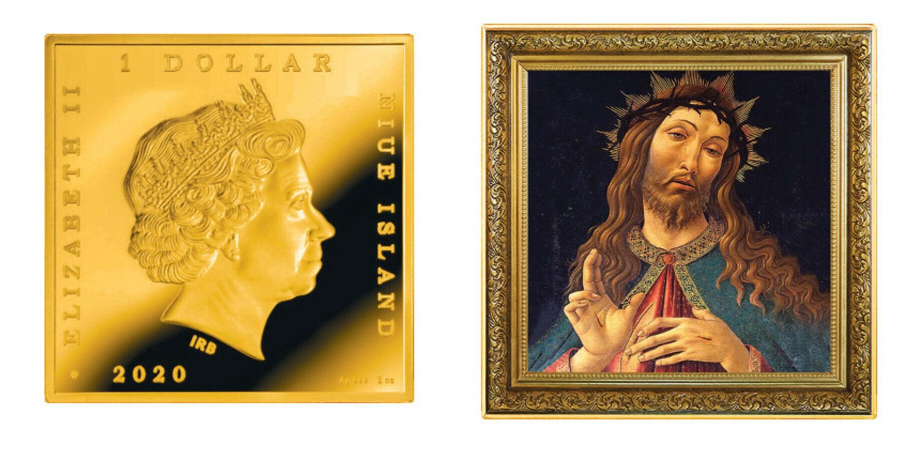 niue-2020-botticelli-le-christ-avec-la-couronne-depines
