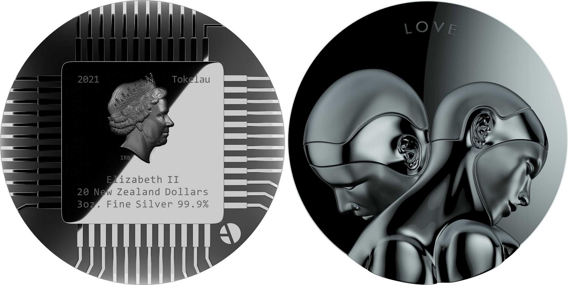 tokelau-2021-robots-amour-99-ex