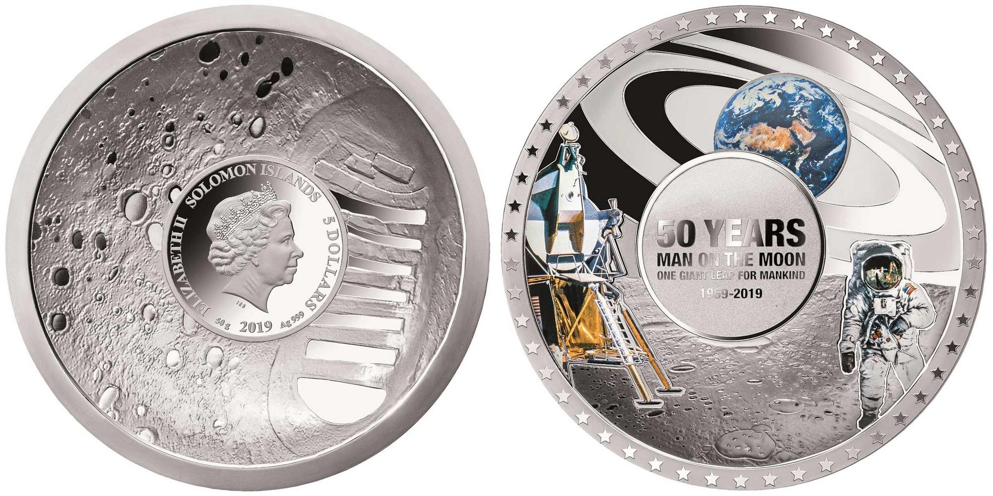 salomon 2019 50 ans du premier homme sur la lune