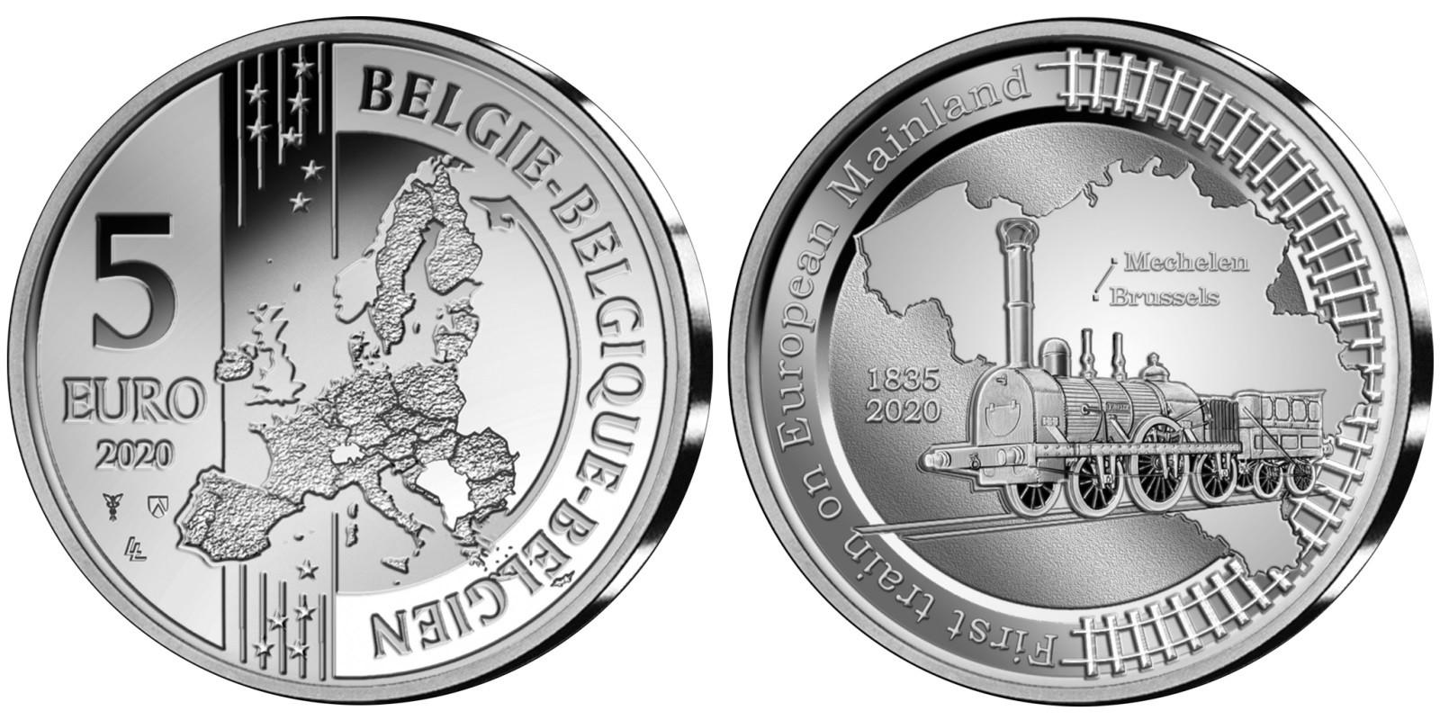 belgique-2020-185-ans-du-premier-chemin-de-fer-europeen
