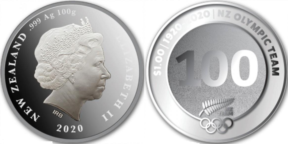 nlle-zelande-2020-J.O-tokyo-2020-100-ans-equipe-nz-olympique