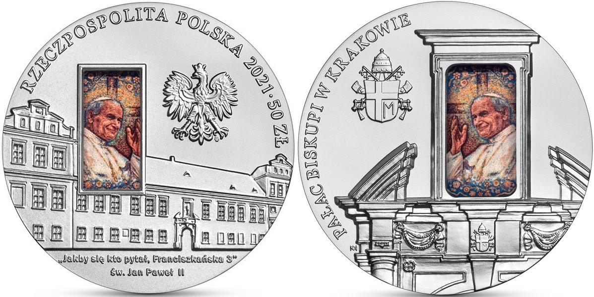 pologne-2021-palais-episcopal-de-cracovie