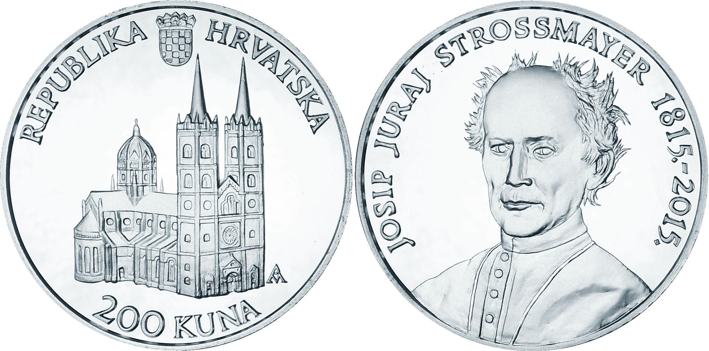 croatie 2015 strossmayer