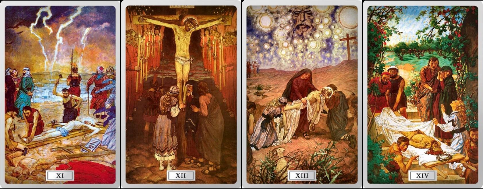 niue 2015 chemin de croix 11-14