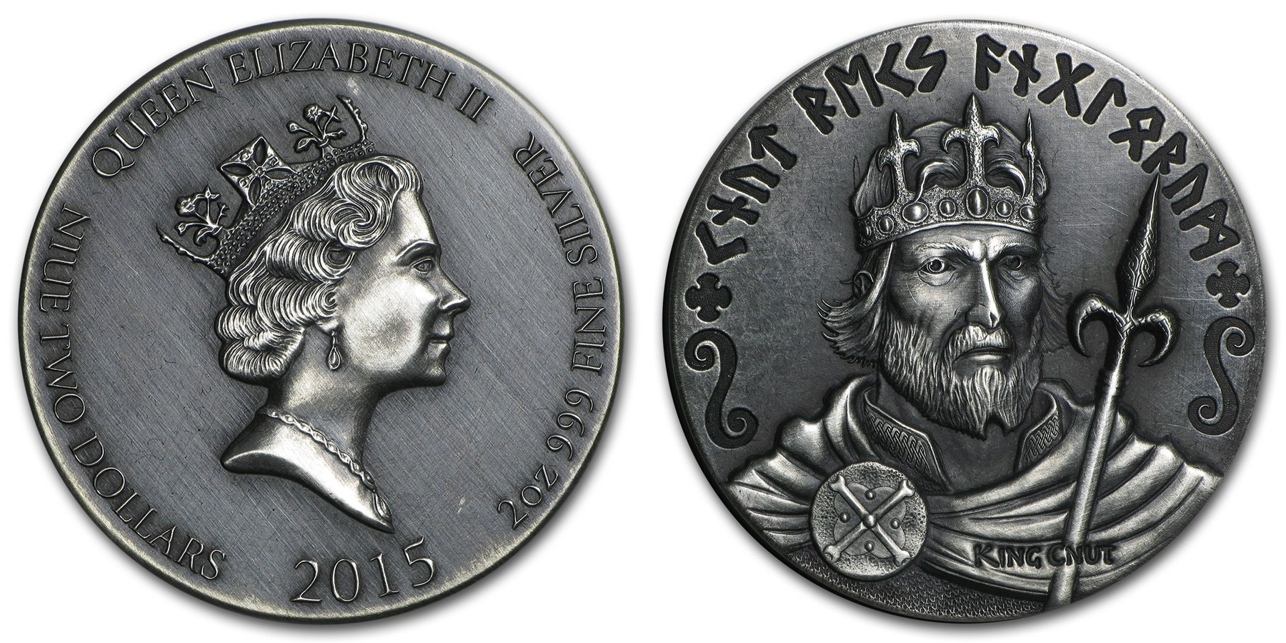 niue 2015 vikings roi cnut