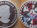 CANADA 1 DOLLAR 2012 - 2 HUARDS