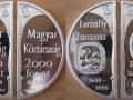 HONGRIE 4000 FORINT 2000 - LORANTFFY