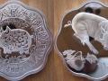 CHINE 10 YUAN 2007 - ANNEE DU COCHON