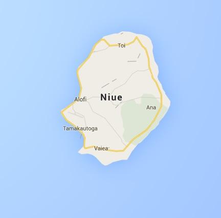 Niue gros plan